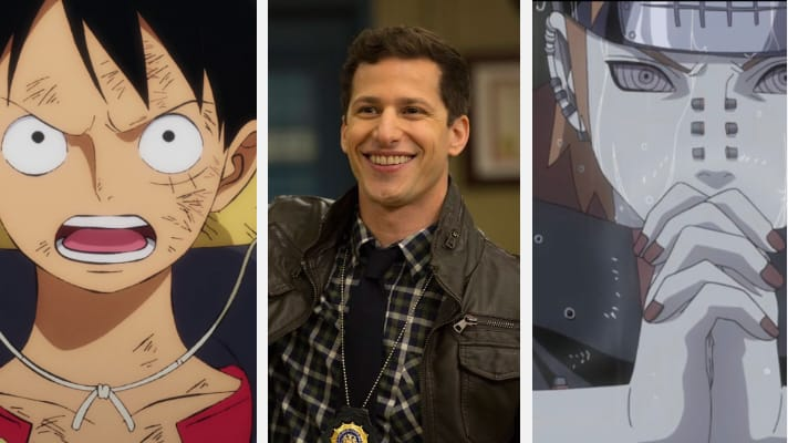 Most Watched TV Shows August 2021, One Piece, Naruto Shippuden, Brooklyn 99